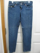 WOMENS FADED GLORY STRAIGHT LEG SIZE 4P in DeKalb, Illinois