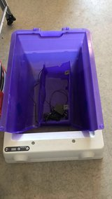 Automatic litter box with hood in Fairfield, California