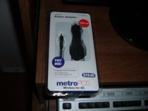 Metro PCS Vehicle Power Adapter in Sacramento, California
