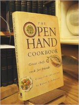 The Open Hand CookBook/Great Chefs in Sacramento, California