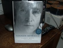 John Lennon/beatles Revealed HARDCOVER BOOK PLUS DVD in Sacramento, California