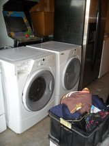 @@@  Washer + Gas Dryer  @@@ in 29 Palms, California