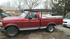 96 Ford F150 Work truck! in Lockport, Illinois