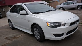 2014 Mitsubishi Lancer - 29K Miles and FACTORY WARRANTY - $7800 in Beaumont, Texas