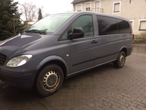 2007 Mercedes Vito Family Van 7 seat in Schweinfurt, Germany