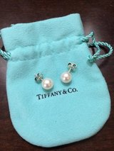 Authentic Tiffany & Co. freshwater pearl earrings in Phoenix, Arizona