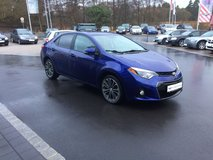 2015 Toyota Corolla S Auto.. From ONLY $242 p/month! in Grafenwoehr, GE