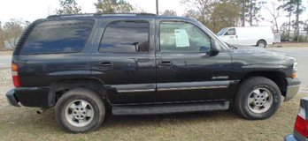 2003 Chevy Tahoe in The Woodlands, Texas