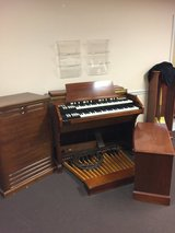 Hammond Organ in Fort Campbell, Kentucky