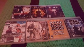 Ps 3 games in Fort Riley, Kansas