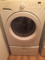 Washer/dryer plus pedestals in Wilmington, North Carolina