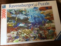 new Ravensburger 3000 piece puzzle in Bolingbrook, Illinois