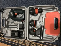 Power tool set in Ramstein, Germany