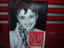 PEOPLE SEVENTY -75 YEARS OF OSCAR STYLE in Sacramento, California