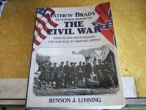 THE CIVIL WAR BOOK/WITH MAP in Sacramento, California