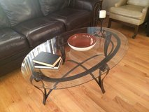 Decorative Coffee Table & Matching End Table in DeKalb, Illinois