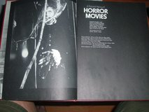 PICTORIAL HISTORY OF HORROR MOVIES/Book in Sacramento, California