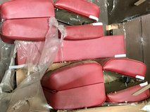 SET OF BACK TO BACK BOAT SEATS - NEW- ONE FOR EACH SIDE in Leesville, Louisiana