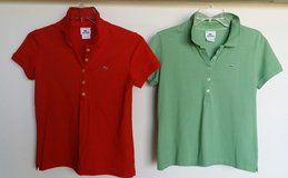 Polo Lacoste (M-L, women's) in Naperville, Illinois