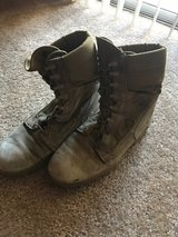 Used boots (Good for PT) in Vista, California