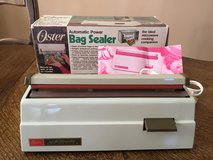 Oster Bag Sealer in Schaumburg, Illinois