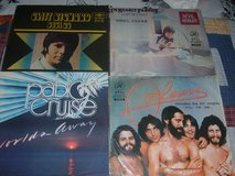 RECORDS 70'S EASY ROCK PABLO CRUISE,ORLEANS,CLIFF RICHARD/IMPORTS in Sacramento, California