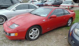 1991 Nissan 300 ZX - Red in The Woodlands, Texas