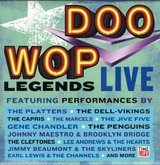 Time-Life Doo Wop: Legends Live DVD in Sacramento, California