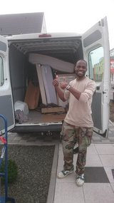 MOVING, TRANSPORT, PICK UP AND DELIVERY, ORGANIZING in Ramstein, Germany