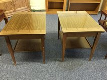 Two End Tables in Byron, Georgia