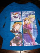 Sz M 7/8 Frozen shirt in Kingwood, Texas