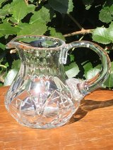 Cut Glass Creamer in Warner Robins, Georgia