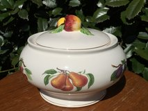 Fruit Bowl with Lid in Warner Robins, Georgia