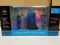 NEW Sharper Image Travelmate  Accessories in Naperville, Illinois