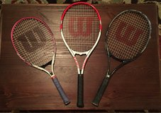 Wilson Tennis Rackets in Kingwood, Texas
