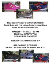 boy scout yard sale in bookoo, US