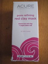 Pore Refining Red Clay Mask in Okinawa, Japan
