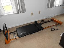 Pilates Home Gym with cardio bouncer in Dover AFB, Delaware