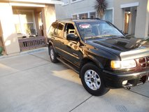 2002 Isuzu Rodeo LSE w/leather-sunroof. salvage title However vehicle NEVER wrecked?? in Travis AFB, California