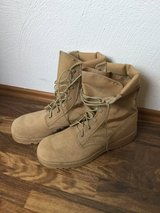 Army Boots in Ramstein, Germany