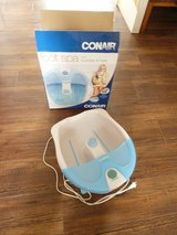 Conair Foot Spa with Bubbles & Heat in Okinawa, Japan