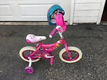 "Kid 12 "" Bike with Helmet in Temecula, California"