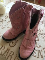 Roper girls light up cow girl boots sz 7 us in Ramstein, Germany