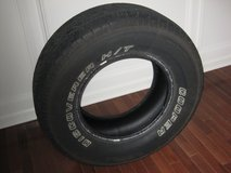 "Tire, ""1"" Cooper Discoverer P265/70R16 HT 112S in Aurora, Illinois"
