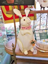 Large Metal Easter Bunny (913-215) in Camp Lejeune, North Carolina