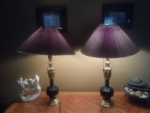 Pair Touch on / off Lamps in Fort Gordon, Georgia