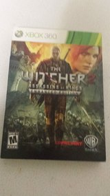 XBOX 360 WITCHER 2 ASSASSIN OF KINGS ENHANCED EDITION in Fort Leonard Wood, Missouri
