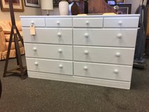 Soft Blue Dresser in Bartlett, Illinois