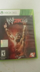 XBOX 360 WWE 2K14 in Fort Leonard Wood, Missouri
