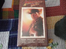 INDIANA JONES 3 VHS TAPE TRILOGY BOX SET in Sacramento, California